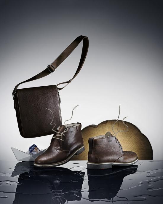 Lloyd Schuhmanufaktur, Schuhpassform,Maßstabgetreu, Handgefertigt,Oberflächenlook, Wasserabweisend, Goretex, Modisch, Herrenschuh